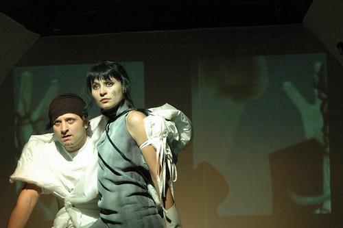 Marius Damian & Andreea Bibiri in CONCRETII