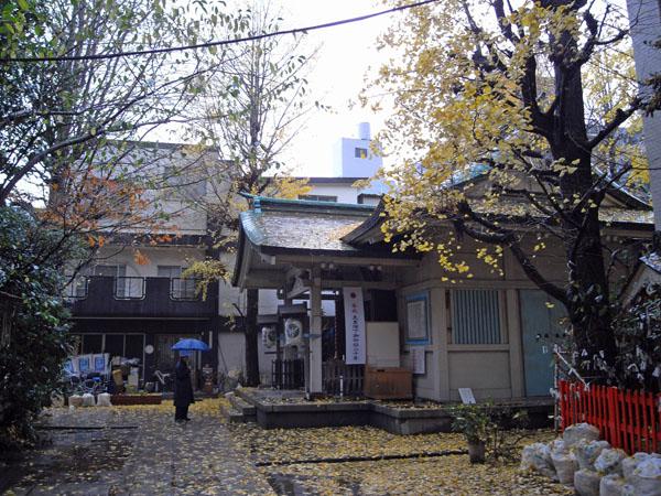銀杏岡八幡神社 2