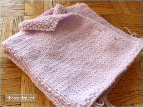 Junior's Lilac Vest