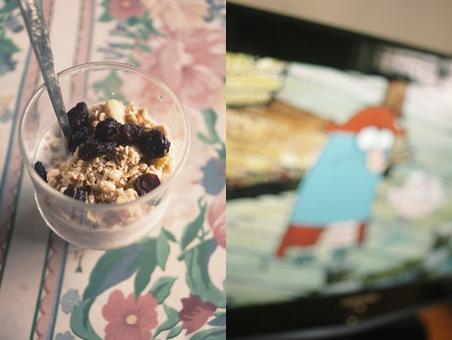 Cereal X Television
