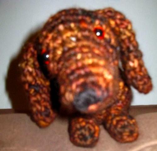 oh hai, i'm a wiener dog.