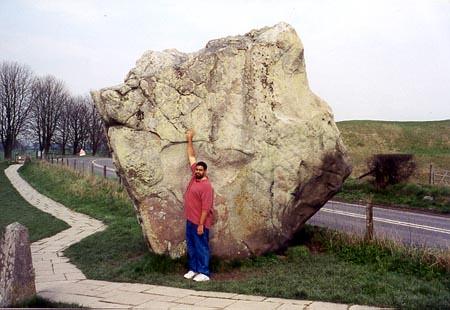 Avebury Henge 2002