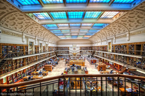 Mitchell Library, Sydney (#24) by Christopher Chan.