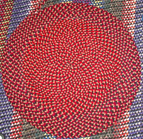 sils rug in progress