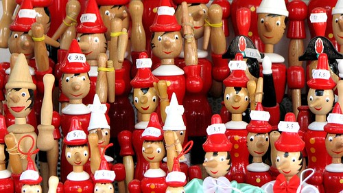 Pinocchio Army