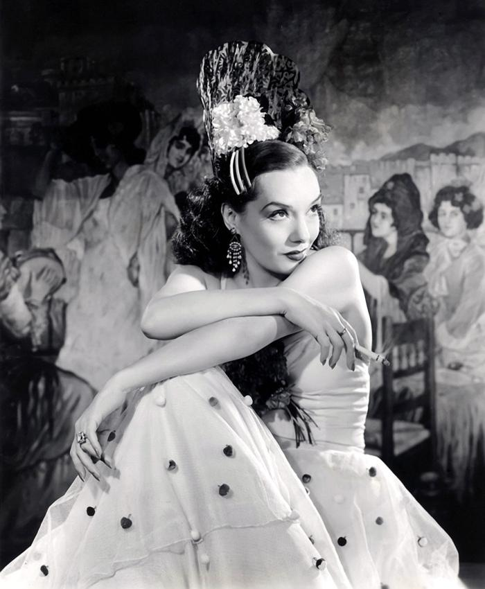 LUPE VELEZ (Mexican Spitfire)