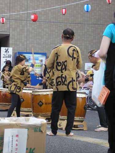 Taiko drummers. These guys rule!