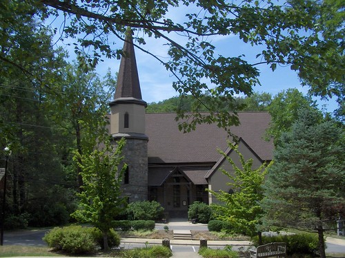 Chapel of the Prodigal, Montreat, NC