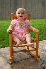 Chelsea - Rocking Chair - 8 months