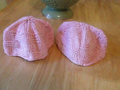 Basketweave Hats