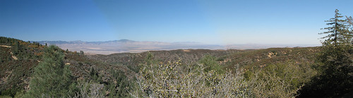 Sawmill Mountain 08 - Antelope Valley Photomerge