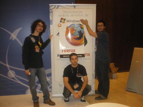 Los chicos de Mozilla-Hispano.org