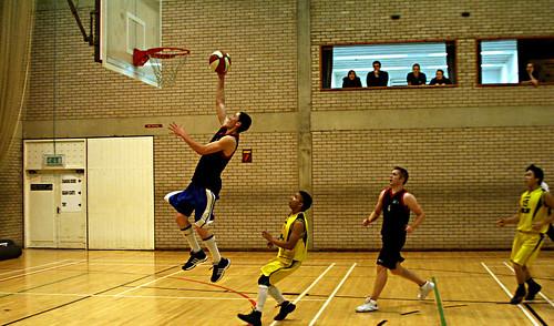 Men's Basketball vs. Chester, photo by Alexandru Hristea, 19.11 (3)