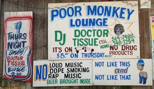 Po' Monkey's, Merigold MS