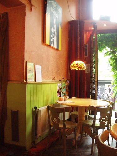 De Bolhoed - Vegetarian restaurant in Amsterdam, the Netherlands