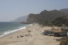 Beach at Pacific Coast