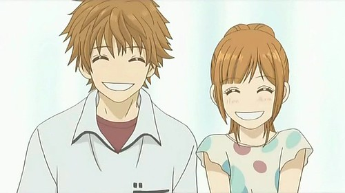 Yano and Nana-chan