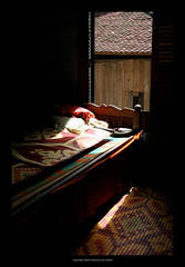 Buddhist Bedroom, Cambodia  373