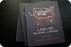 Handmade Nation, the book