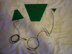 Board antennas