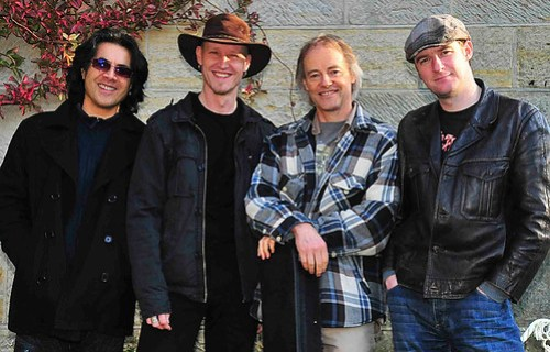 The Snowy White Blues Project