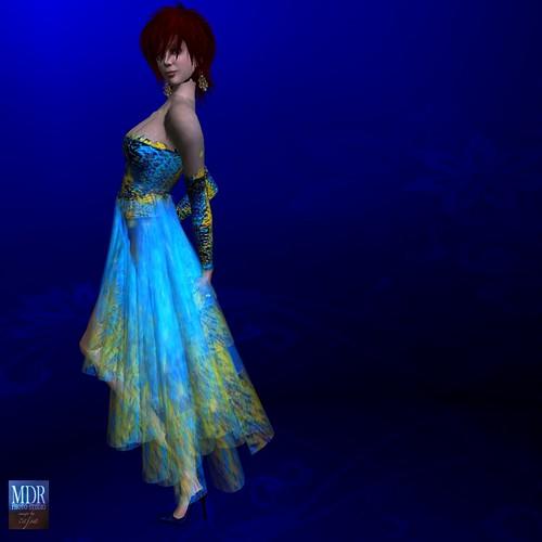 Lady Thera's Starry Night
