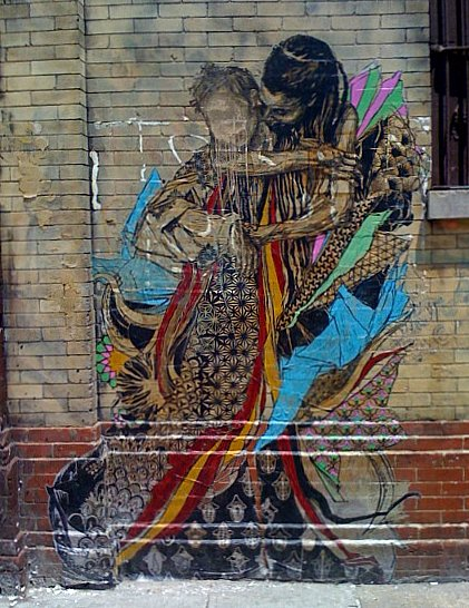 Defaced Swoon