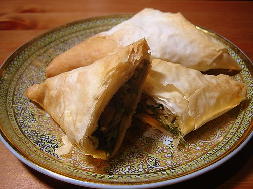 More fun with phyllo