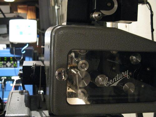 Ziegfeld projectors
