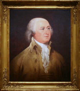 John Adams, Second President (1797-1801)