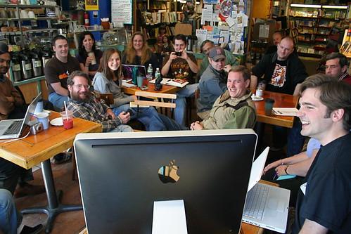 NH Media Makers 10/12/08 (by stevegarfield)