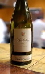 Burlenberg, Mercel Deiss, 2001
