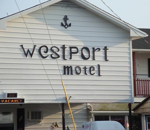 westport motel.