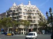 Antoni Gaudi. Casa Milá (La Pedrera). 1912.