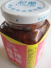 Chili radish, Lan Chi brand
