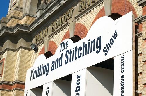Knitting and Stitching Show 08