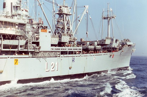 El L21 'Castilla'/former USS Paul Revere