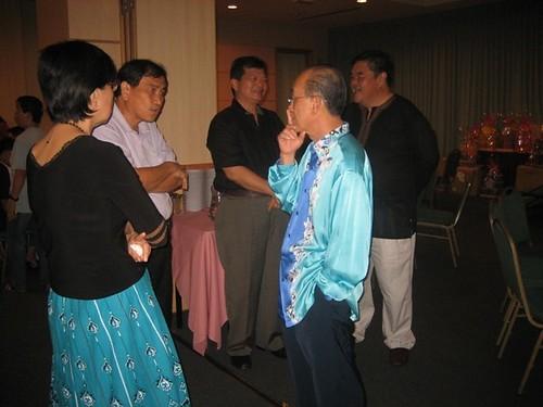 @ SHS Annual Dinner 2007 2