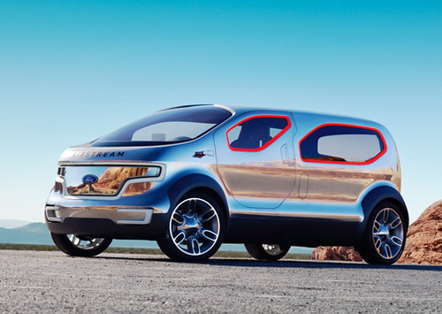 Ford Airstream Concept by orlandoautoshow.
