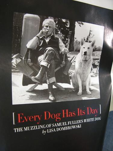 Film Comment article on Sam Fuller