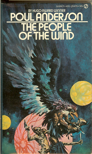 People of the Wind - Poul Anderson by Cadwalader Ringgold.