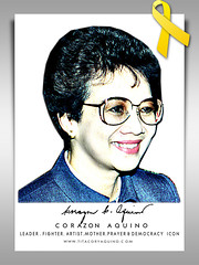 Cory Corazon Aquino
