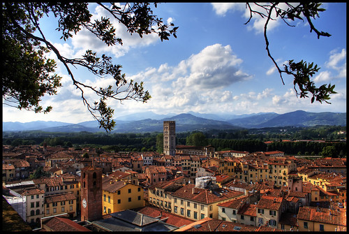Lucca Old City