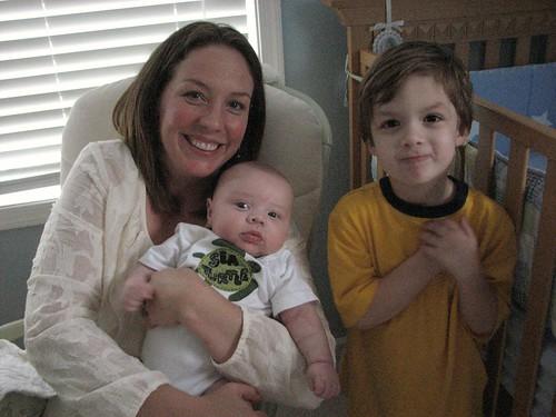 Jill, Nicolas & Eamonn