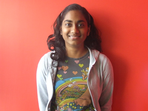 Ankitha Bharadwaj is 18 years old and will be a freshman at UC San Diego in the fall.