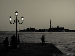 Venice by evening