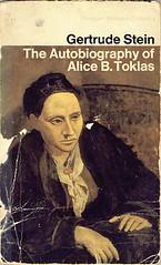 The Autobiography of Alice B. Toklas, slightly...