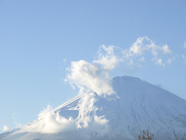 御殿場からの富士山 2