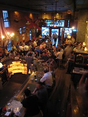 Brick Store Pub downstairs
