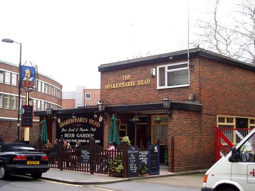 The Shakespeare's Head (Finsbury EC1)